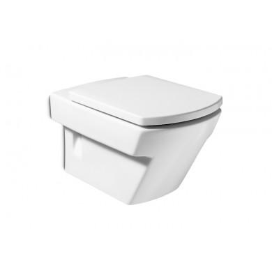 Конзолна тоалетна чиния Hall с хоризонтално оттичане A34662E000