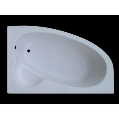 Хидромасажна вана Оникс 150х100см Standard flat