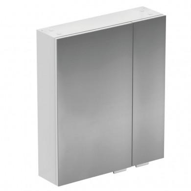 Горен шкаф огледало 60cm Connect Space E0320WG
