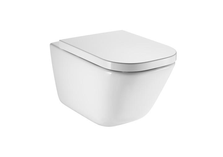 Конзолна тоалетна чиния Gap Clean Rim A34647L000