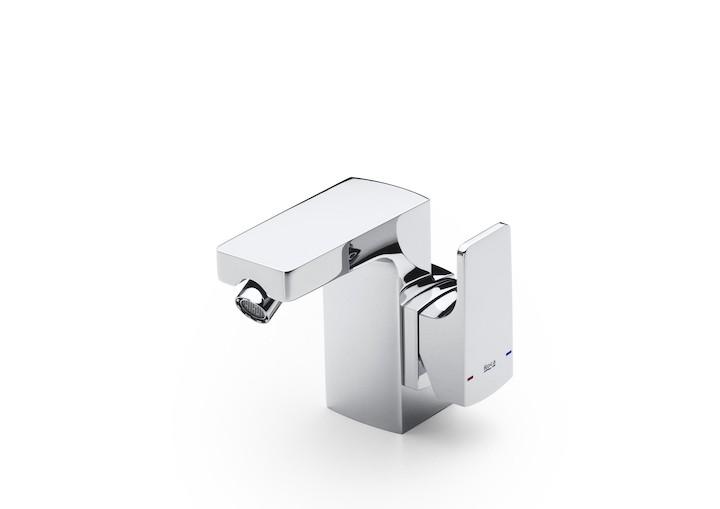Смесител за биде L90 със странична ръкохватка и автоматичен изпразнител A5A6301C00