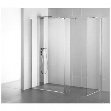 Душ параван SYNERGY Wetroom с допълнителен ъглов и фиксиран панел