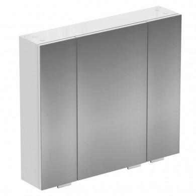 Горен шкаф огледало 80cm Connect Space E0322WG