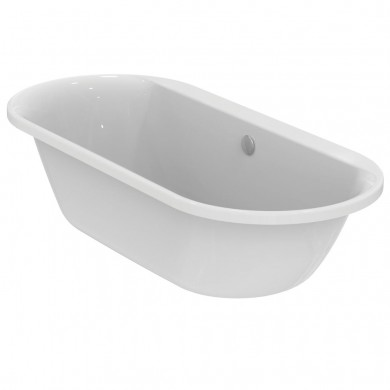 Овална вана за вграждане Connect Air E106801