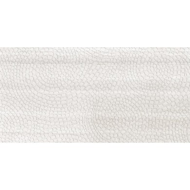 Гранитогрес 30х60 Модена декор бял мат