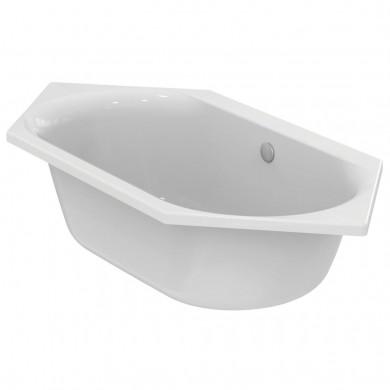 Шестоъгълна вана за вграждане  Connect Air  E106901
