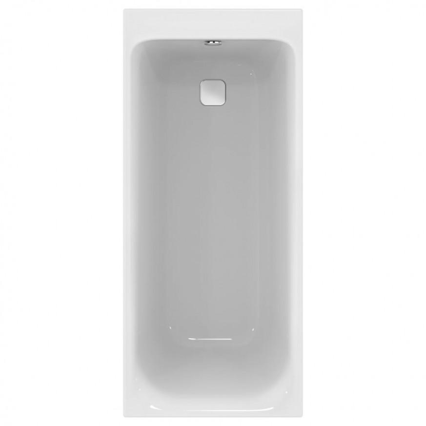 Правоъгълна вана за вграждане 170x75x63 cm Tonic II E397201