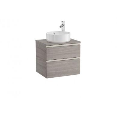 Долен шкаф GAP 60см цвят City Oak  без мивка