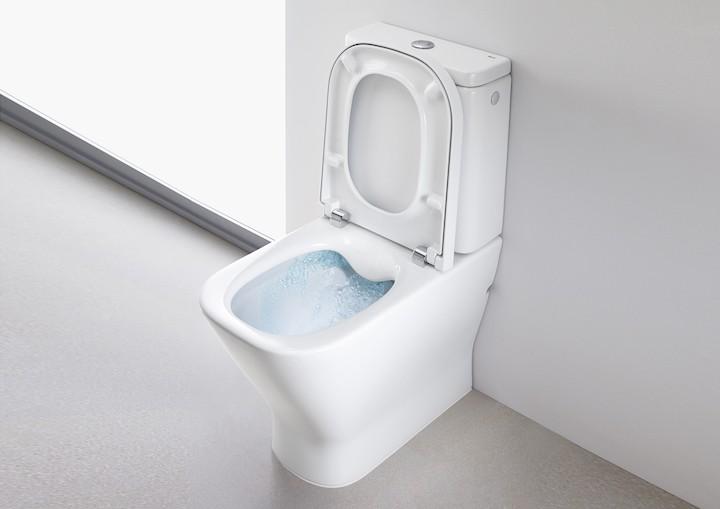 Моноблок с двойно оттичане Gap Compact Clean Rim