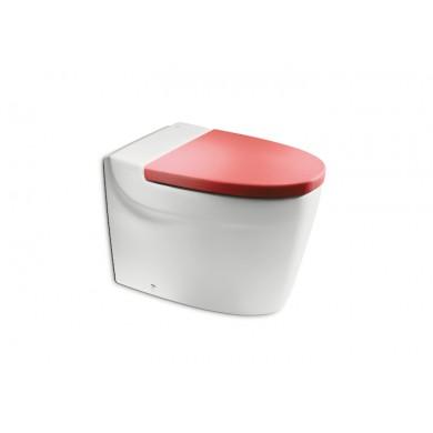 Стояща тоалетна чиния с двойно оттичане Khroma A347657000