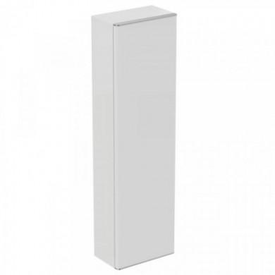 Шкаф-колона с врата Adapto T4306WG бял гланц нисък