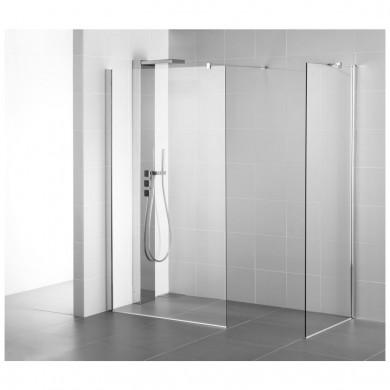 Душ параван SYNERGY Wetroom с допълнителен фиксиран панел