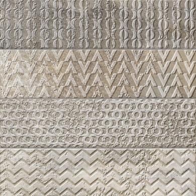 Гранитогрес 8,15x33,15 Deco Brickbold Ocre