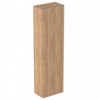Шкаф-колона с врата Adapto T4306PB златен дъб нисък