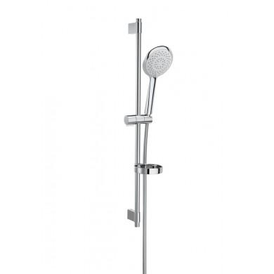 Душ комплект Sensum ROUND с двуфункционална душ-слушалка A5B9407C00