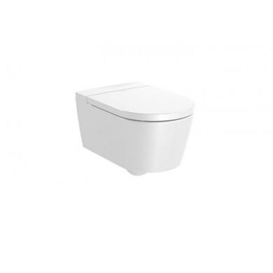 Конзолна тоалетна чиния Inspira Round Rimless A346527000