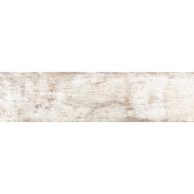 Гранитогрес 15.5x60.5 Ботега бял 9245
