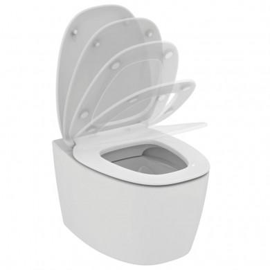 Конзолна тоалетна чиния Dea без ринг T331801