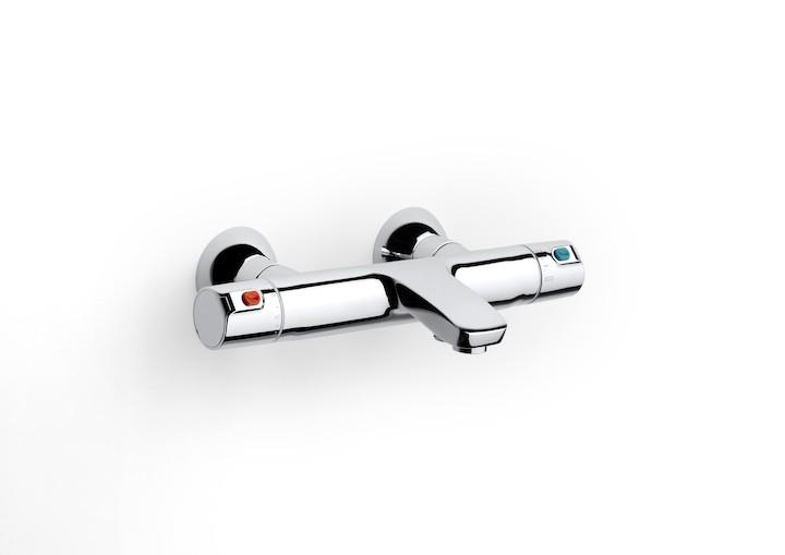 Термостатичен смесител за вана-душ Victoria с превключвател-регулатор на струята A5A1118C00