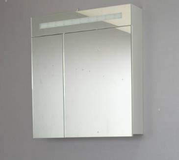 Горен шкаф Мира с Led осветление