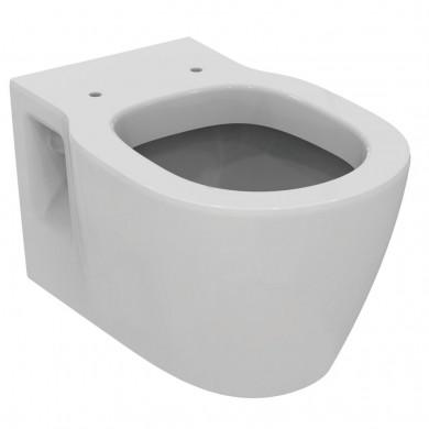 Конзолна тоалетна чиния  с медицинско предназначение Connect E804501