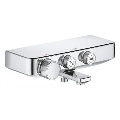 Термостатен смесител за вана Grohtherm SmartControl 34718000