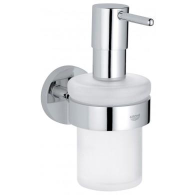 Дозатор за течен сапун Essentials с държач 40448001