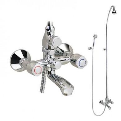 Стенен смесител за вана/душ Iskar B1396AA