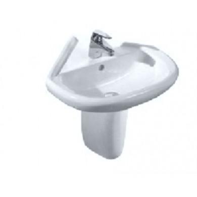 Ъглова мивка 55 см Neo 8136510001771