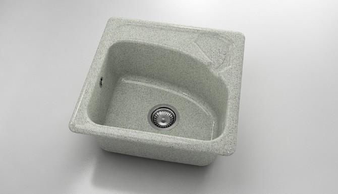 Мивка със сапунерка  от граниксит  201