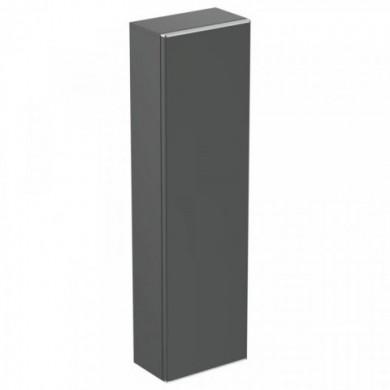 Шкаф-колона с врата Adapto T4306Y2 антрацит нисък