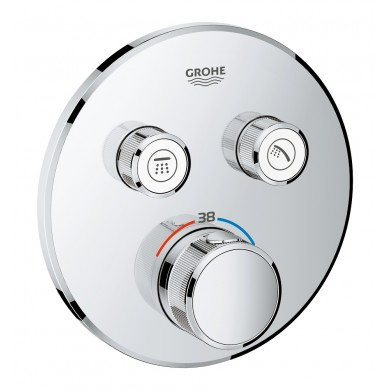 Термостат за вграждане за вана/душ Grohtherm SmartControl 29119000
