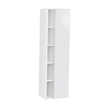 Колона с огледало Etna бяла A857520806