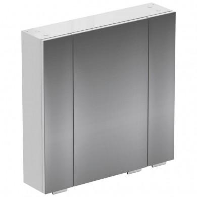 Горен шкаф огледало 70cm Connect Space E0321WG