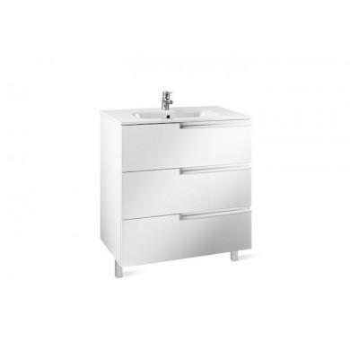 Долен шкаф Victoria бял гланц 60см 851568806