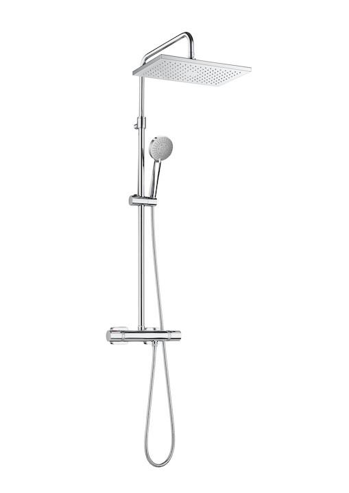 Термостатична душ колона Even-T Square A5A2080C00