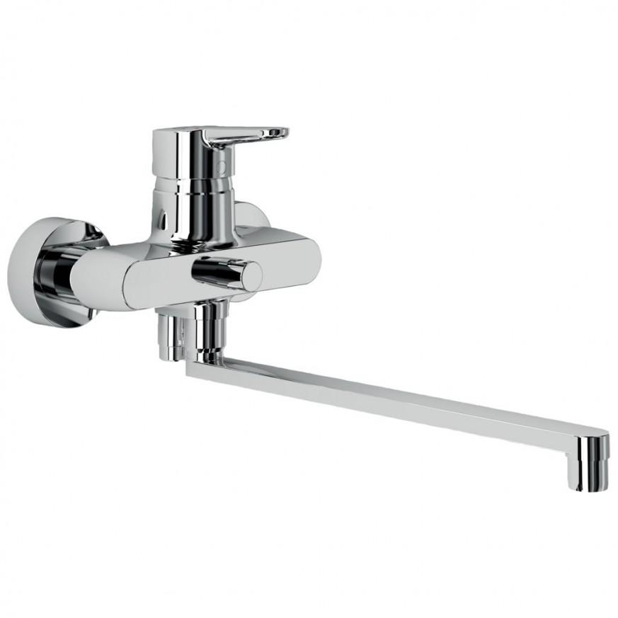 Стенен смесител за вана- душ Connect Blue B9923AA