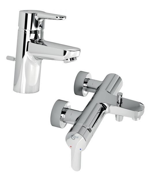 Промоционален комплект смесители Connect B9914AA+B9921AA