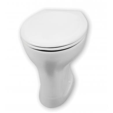 Тоалетна чиния за стенно казанче  8231090000001
