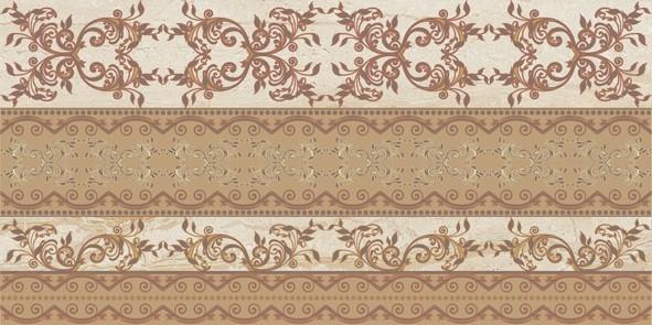 Декор 25х50 Бали принт