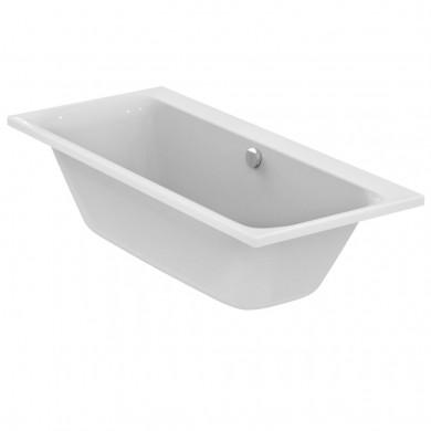 Правоъгълна двустранна вана за вграждане 180x80x63 cm Tonic II E397601