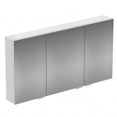 Горен шкаф огледало 130cm Connect Space E0324WG