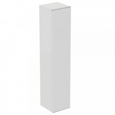 Шкаф-колона с врата Adapto T4305WG бял гланц