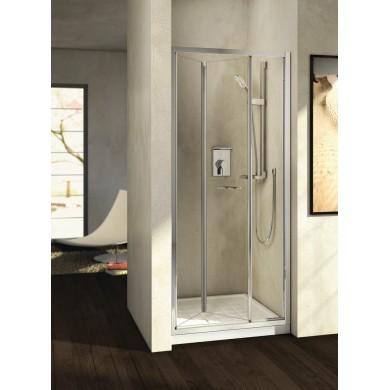 KUBO PS сгъваема врата (навън или навътре) за монтаж в ниша