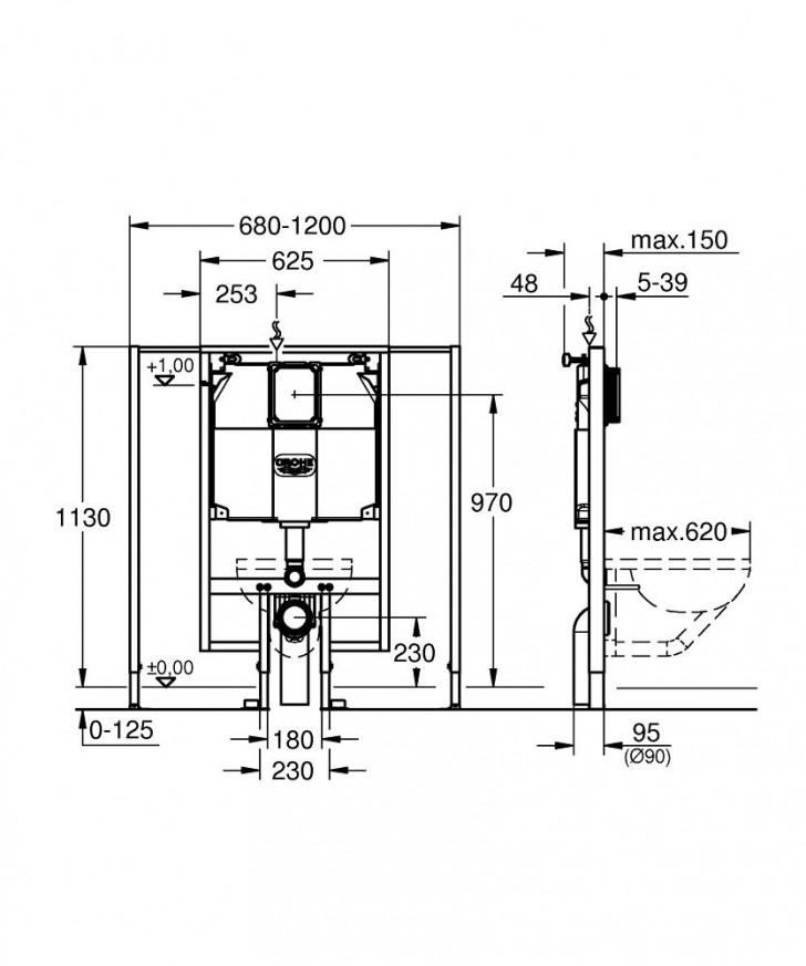 Rapid SL за WC 38995000