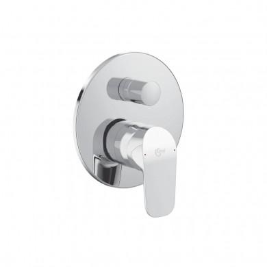 Вграден смесител за вана- душ комплект Ceraflex A6758AA