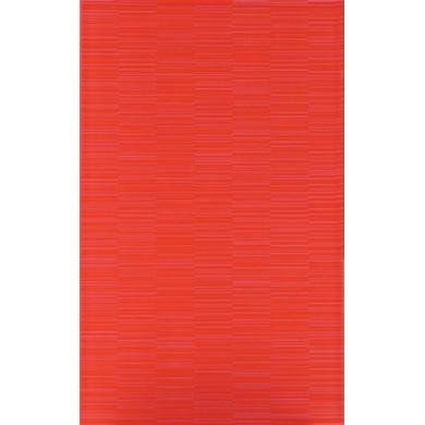 Фаянс 25х40 Линеа червен