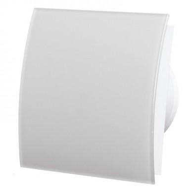 Вентилатор ММ-Р 100/105 овал стъкло бял 8459