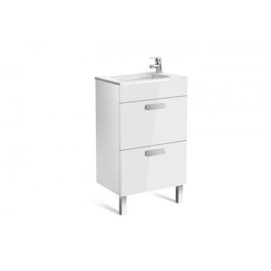 Долен шкаф Debba Compact бял гланц 851565806 50см