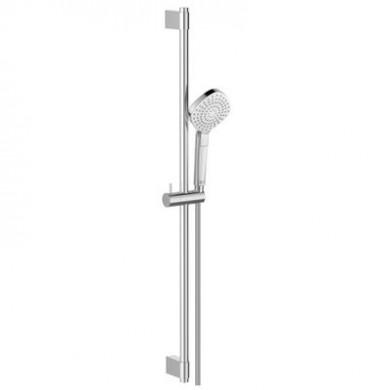 Тръбно окачване 90см и ръчен душ Idealrain Evo Diamond 115мм B2238AA